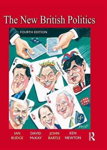 Téléchargement Pdf Livre The New British Politics Télécharger Pdf