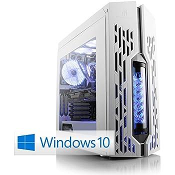 CSL Speed X4961 (Core i9) 4K Gaming PC inkl. Windows 10 - Intel Core i9-7980XE mit 18x 2600 MHz, GeForce GTX 1080 Ti, 64GB DDR4, 500GB M.2 SSD, 6000GB SATA, Wasserkühlung