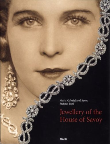 Papi, S: Jewellery of the House of Savoy