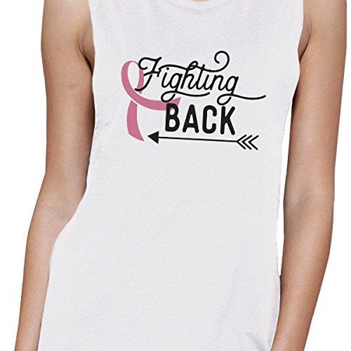 365 Printing Pull sans Manche - sans Manche - Femme Taille Unique Fighting Back Arrow