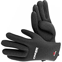 Cressi High Stretch Dive Gloves - Premium Neoprene Available 2.5/3.5/5mm