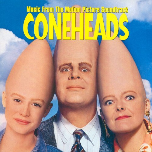 Coneheads (Music From The Moti...