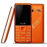 Lemon B185 Dual Sim Mobile Phone -Orange