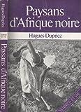 Paysans d'Afrique noire