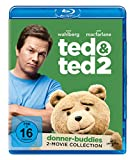 Ted 1 & 2 Box [Blu-ray] (Blu-ray)