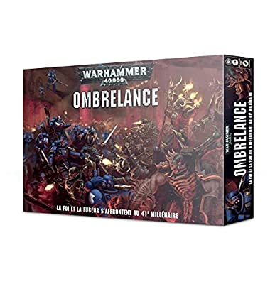 Games Workshop Ombrelance SP-01-01 -Warhammer 40,000 - Français