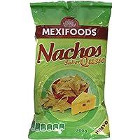 Mexifoods, Nacho (Queso) - 6 de 200 gr. (Total 1200 gr.)