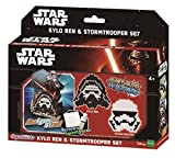 Aquabeads 30158 Star Wars Kylo Ren and Stromtrooper Set - Aqua Beads Craft Set