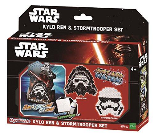 Aquabeads-30158-Star-Wars-Kylo-Ren-and-Stromtrooper-Set