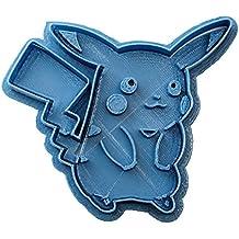 Cuticuter Pokémon Pikachu Cortador de Galletas, Azul, ...