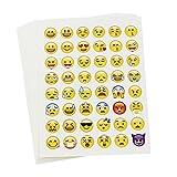 Pixnor 20pcs Sticker Pack Die corte etiqueta decoración para teléfono portátil