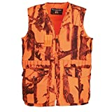 Stronger – Percussion GhostCamo Jagdweste B&B XX-Large Camo fluo