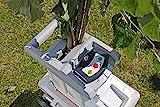IKRA Elektro Gartenhäcksler Walzenhäcksler ILH 3000 A leise robust wartungsarm starke 3.000W Aststärke bis 44mm für IKRA Elektro Gartenhäcksler Walzenhäcksler ILH 3000 A leise robust wartungsarm starke 3.000W Aststärke bis 44mm