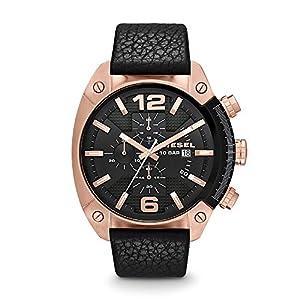 Diesel DZ4297 - Reloj de pulsera para Hombre, negro de DIFYX