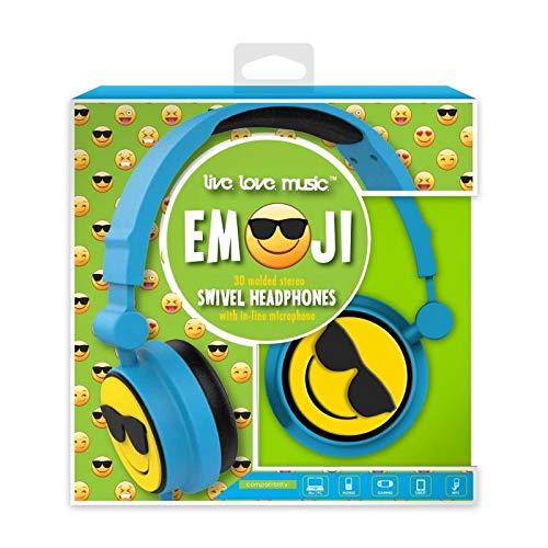 HYPE Sonnenbrille Emoji, blau, VS-814-EMJ-SUN