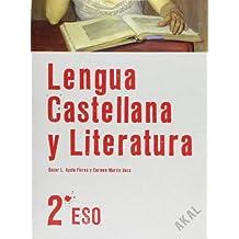 Lengua Castellana y Literatura 2º ESO (Enseñanza secundaria) - 9788446023258