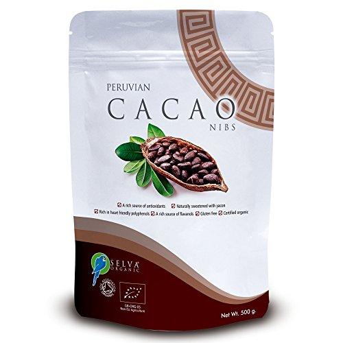 Selva Organic Peruanische Organischen Kakaonibs (300G)