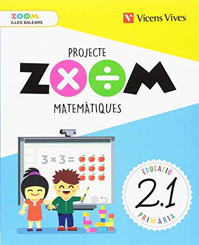 MATEMATIQUES 2 BAL (2.1-2.2-2.3) ZOOM por Javier Fraile Martin