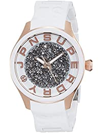 Superdry Analog White Dial Women's Watch - SYL152W