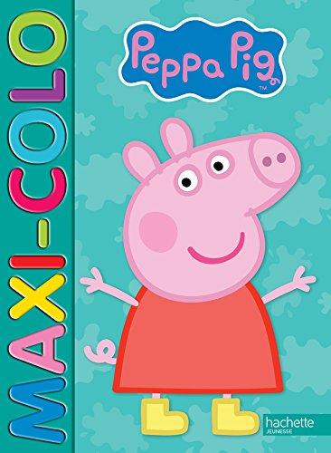 Peppa Pig : Maxi Colo par Hachette Jeunesse