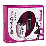 Coffret parfum femme Mademoiselle Arbel à Paris eau de toilette 100 ml + un...