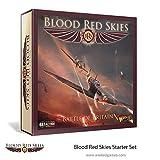 Warlord Games Blood Red Skies Battle of Britain (Englisch) British German Starter