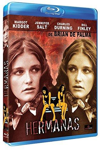 Die Schwestern des Bösen / Sisters (1972) ( ) [ Spanische Import ] (Blu-Ray)