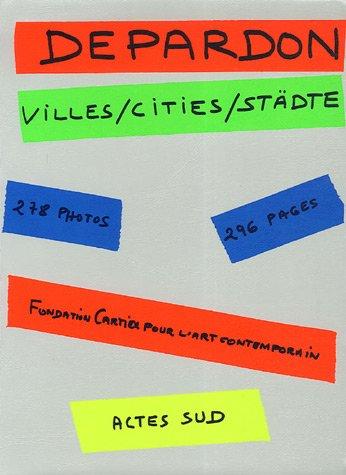 Villes/Cities/Städte