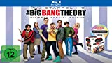 Big Bang Theory - Die kompletten Staffeln 1-9 inkl. Trivial Pursuit (exklusiv bei Amazon.de) [Blu-ray] [Limited Edition]
