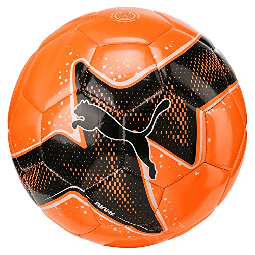 Puma Future Pulse Ball, Unisex Adulto, Shocking Orange/Black/White, 5
