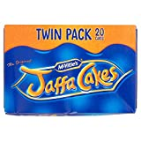 McVitie's The Original Twin Pack 20 Jaffa Cakes, 244 g