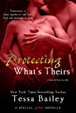 Protecting What's Theirs (A Line of Duty)
