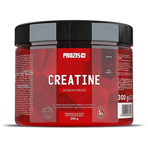 Prozis Kreatin-Monohydrat 300g Orange