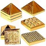 MPF-Golden Pyramid/Asta Dhatu Vastu Yantra/Astadhatu Pyramid/Multilayered Vastu Yantra- 2004