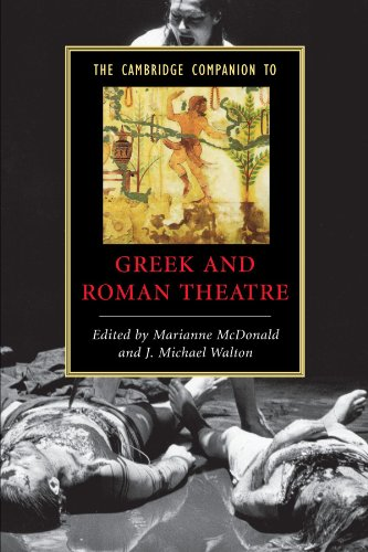 The Cambridge Companion to Greek and Roman Theatre (Cambridge Companions to Literature)