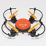 Hanbaili FX133 Mini Drone Quadrocopter telecomandato, Luce fredda in tumbling 3D con modalità Headless Best Gift for Kids Teens