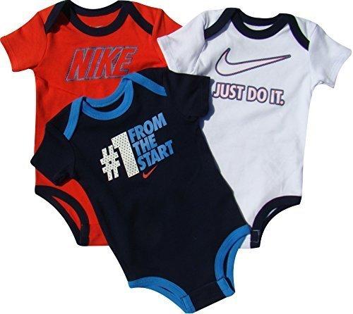 Nike bebé # 1Desde el Principio Body Set DE 36/9