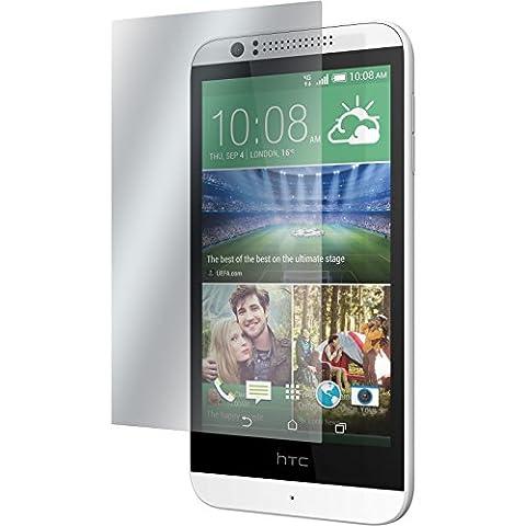 2 x HTC Desire 510 Film de Protection clair PhoneNatic Protecteurs Écran