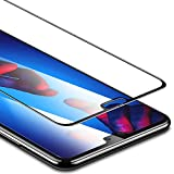 Verre trempé Huawei P20 Couverture Complète (Noir), ESR Huawei P20 Protection Ecran Film en Verre Trempé, Protecteur d'écran Ultra Résistant Indice Dureté 9H pour Huawei P20 2018 5,8 pouces