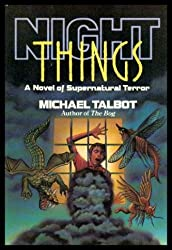 NIGHT THINGS: A Novel of Supernatural Terror