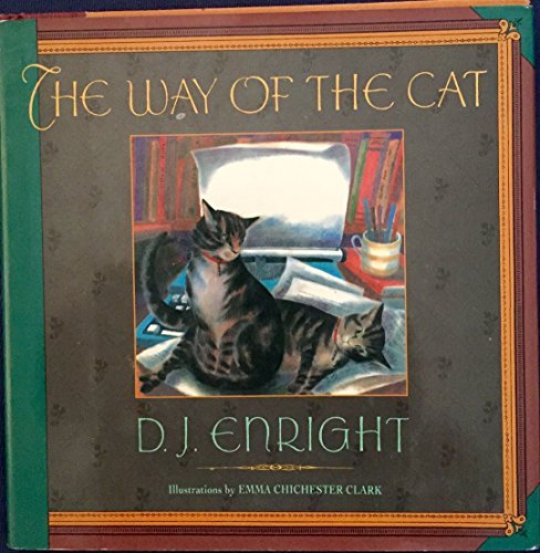 The Way of the Cat by D. J. Enright (1992-11-01)