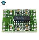 eHUB PAM8403 3W+3W Dual Channel Mini Digital Stereo Power Amplifier Board Class D