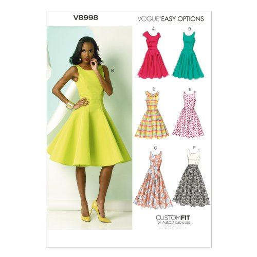 vogue-patterns-v8998-e5-patrones-de-costura-para-vestidos-tallas-14-22-multicolor