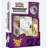 Coffret Mew Collection Pokemon Fabuleux, génération 20 ans, version française