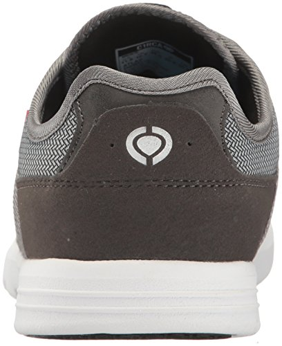 Circa Scarpe Atlas Dark Gull/White Skate Surf PE17 -