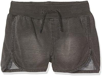 NAME IT Nittove Grey Reg Dnm Nmt, Shorts para Niñas