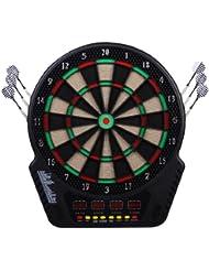 homcom Dartboard Elektronische Dartscheibe NEU 62, 5550-4362