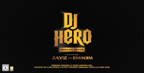 DJ Hero Bundle - Renegade Edition [Importación alemana]