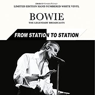 David Bowie - From Station To Station: Limited Edition on White Vinyl