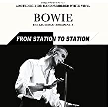 From Station To Station - Japan Limited Edition 1000 Hand Numbered Copies White Vinyl